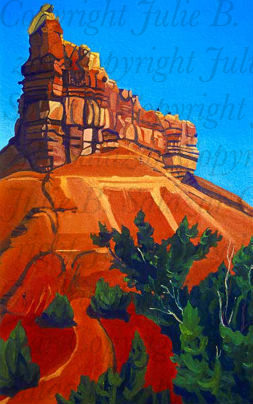 Ascend - Southwest Landscape Print Series