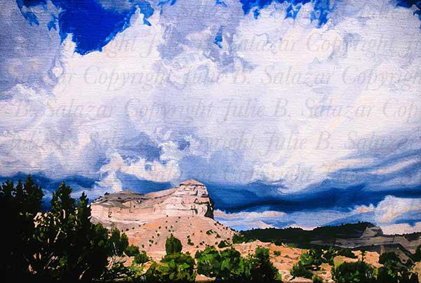 Drama - Southwest Landscape Print Series