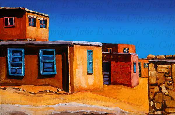 Radiance - Southwest Landscape Print Series