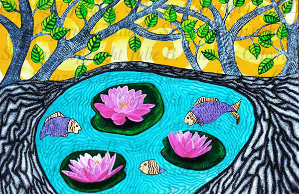 Sanctuary - Inner Landscape Print Series
