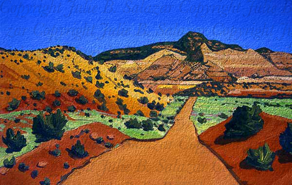 The Passage - Southwest Landscape Print Series