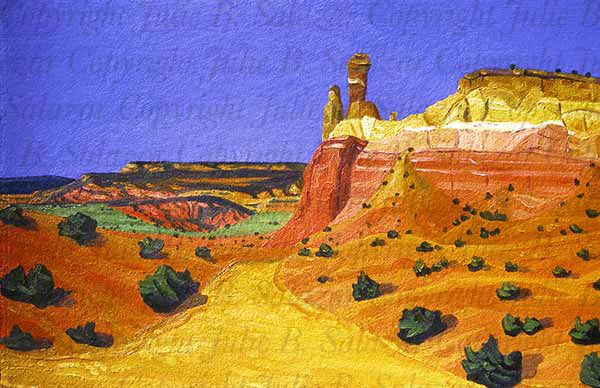 Warmth - Southwest Landscape Print Series